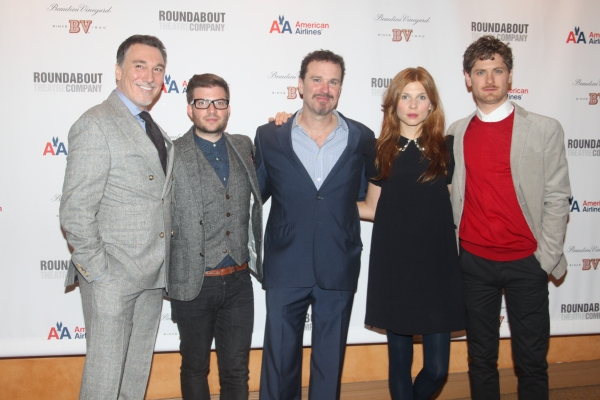 Photo Coverage: CYRANO DE BERGERAC Opening Night Cast Party!