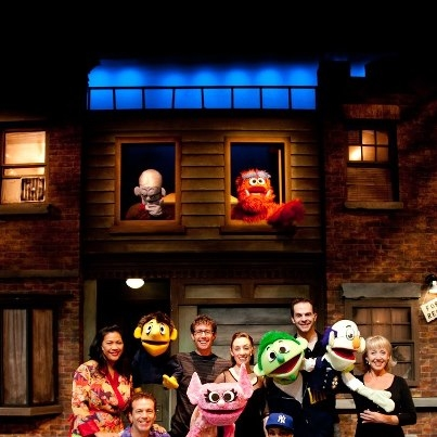 BWW Reviews:  Boulder's Dinner Theatre's AVENUE Q - Good, But Not Great