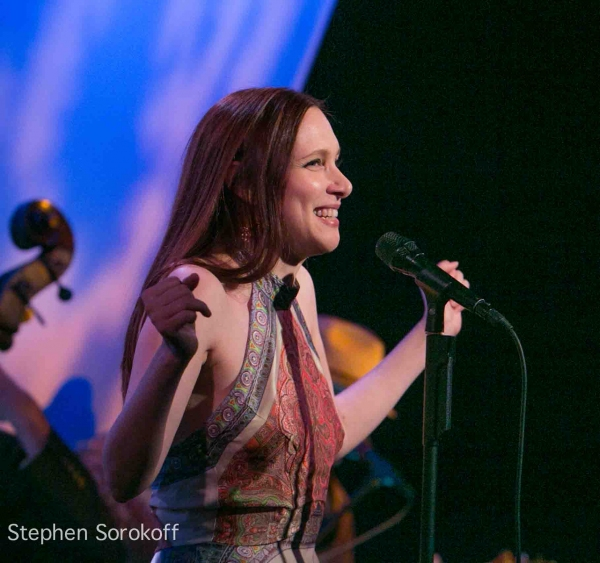 Photo Coverage: Lauren Fox Brings CANYON FOLKIES to Metropolitan Room