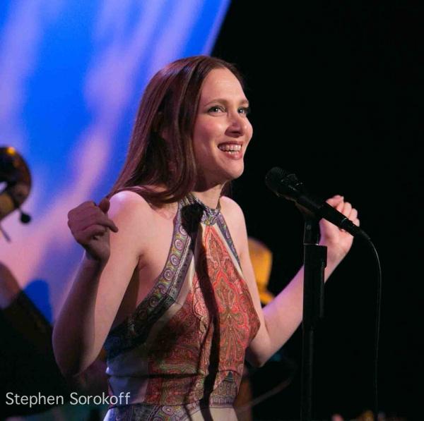 Photo Coverage: Lauren Fox Brings CANYON FOLKIES to Metropolitan Room