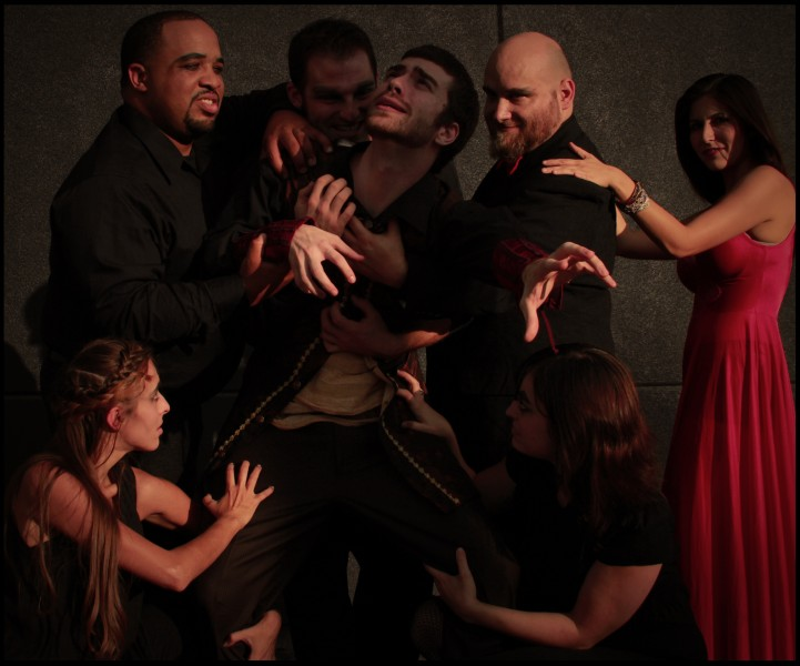 BWW Reviews: Last Act Theatre's DOCTOR FAUSTUS Features Some Devilishly Good Performers