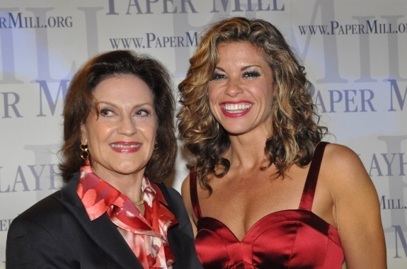 Kelly Bishop and Rachelle Rak  at THIS WEEK IN PICTURES: October 7 - 12