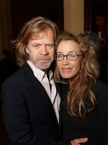 William H. Macy, Felicity Huffman at THIS WEEK IN PICTURES: October 7 - 12