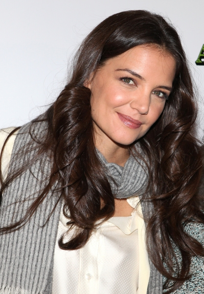 Katie Holmes at Norbert Leo Butz, Katie Holmes and DEAD ACCOUNTS Cast Meet the Press!