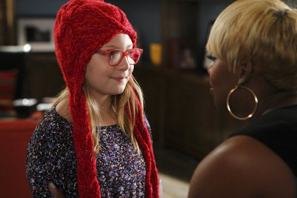 Photo Flash: Preview of THE NEW NORMAL's Upcoming Episode, 'The Godparent Trap,' Airs 10/23