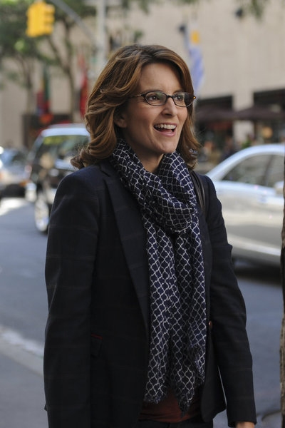 Tina Fey at Preview of 30 ROCK's Upcoming Episode, 'Stride of Pride,' Airs 10/18
