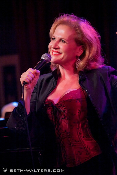 Photo Flash: Robert Cuccioli Debuts THE LOOK OF LOVE at Broadway at Birdland