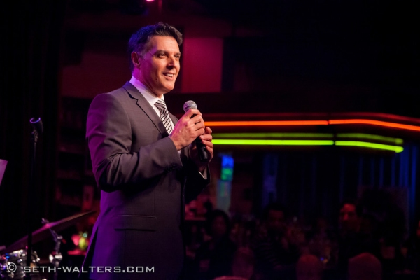 Photo Flash: Robert Cuccioli Debuts THE LOOK OF LOVE at Broadway at Birdland