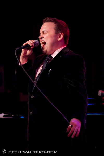 William Blake at Robert Cuccioli Debuts THE LOOK OF LOVE at Broadway at Birdland