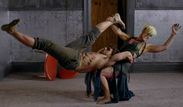 Photo Flash: Broadway's Colt Prattes Stars in Pink's New 'TRY' Video