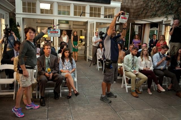 Photo Coverage: Behind-the-Scenes Look at REVENGE's 10/14 Episode,