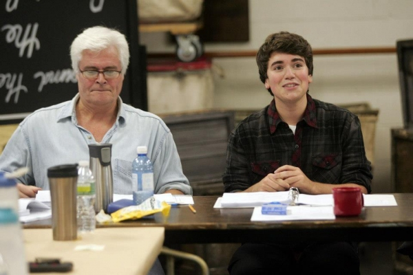 Photo Flash: In Rehearsal with Emily Skinner & Cast of GREAT AMERICAN MOUSICAL