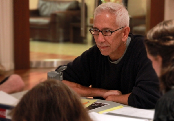 Photo Flash: Michael Slade's AND A CHILD SHALL LEAD in Rehearsal at HERE Arts Center