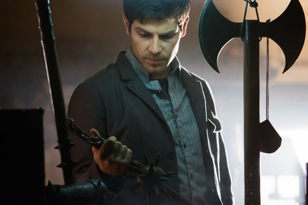 David Giuntoli at First Look at GRIMM's Upcoming Episode, 'La Llorona,' Airs 10/26