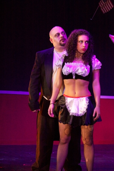 Photo Flash: First Look at Eagle Theatre's THE ROCKY HORROR SHOW