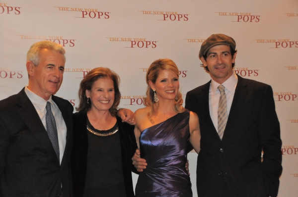 Photos: Kelli O'Hara, Aaron Lazar, and More in New York Pops' SOME ENCHANTED EVENING