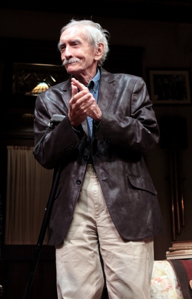 Photo Coverage: WHO'S AFRAID OF VIRGINIA WOOLF? Opening Night Curtain Call with Edward Albee!