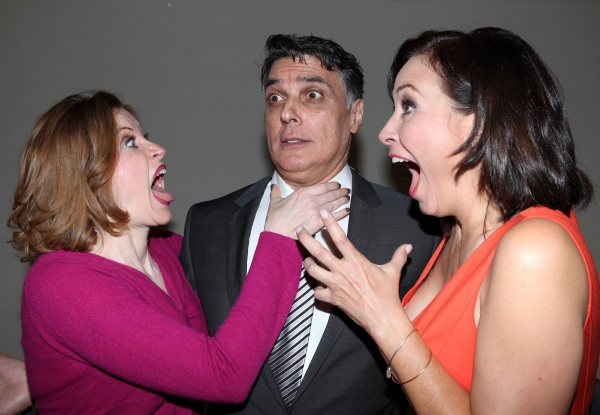 FREEZE FRAME: 2012 Broadway Cabaret Festival Reunites JEKYLL & HYDE's Linda Eder, Robert Cuccioli and Christiane Noll