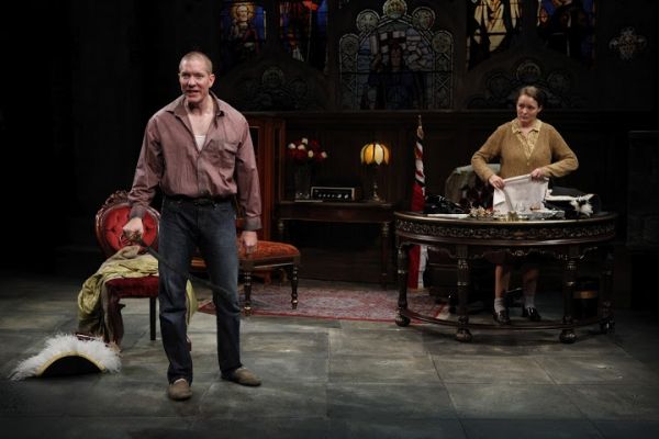 Photo Flash: First Look at Irish Rep's THE FREEDOM OF THE CITY