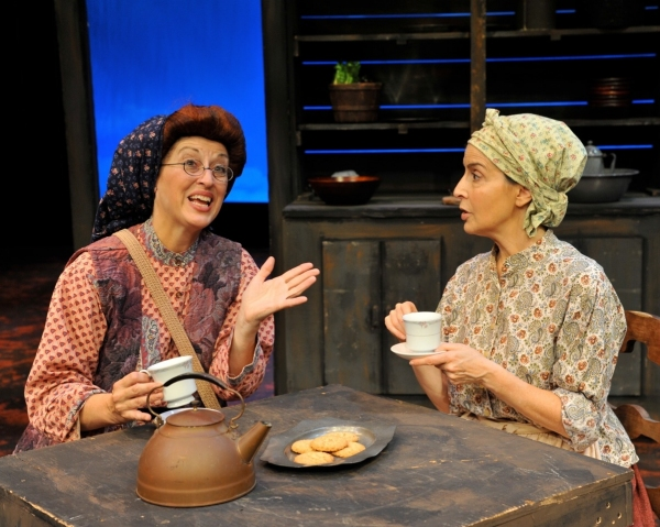 Photo Flash: Bill Nolte and More in Westchester Broadway Theatre's FIDDLER ON THE ROOF