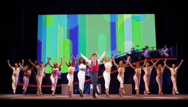 Photo Flash: First Look at Stephen Anthony, Merritt David Janes and More in CATCH ME IF YOU CAN National Tour