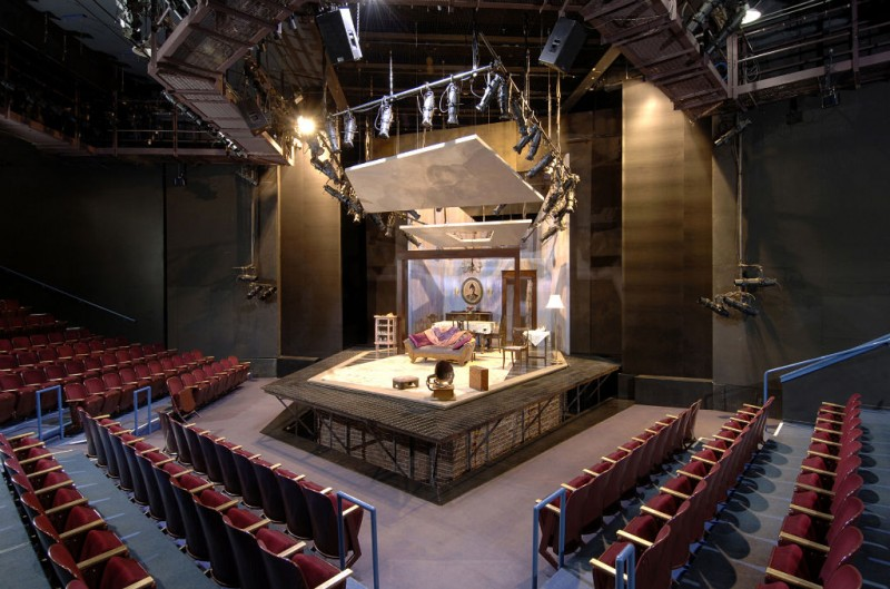 Regional Theater Of The Week Berkeley Repertory Theatre