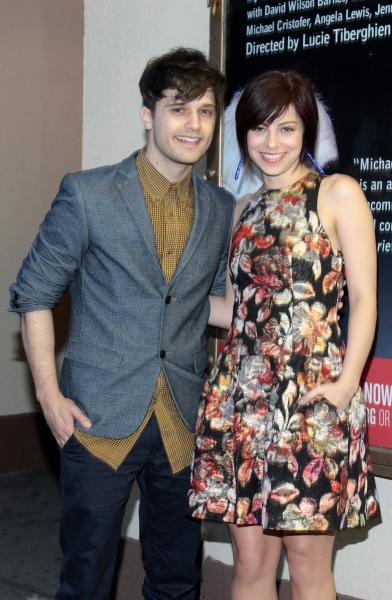 Andy Mientus, Krysta Rodriguez 