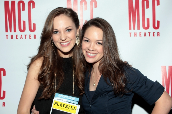 Laura Osnes, Laurie Veldheer 