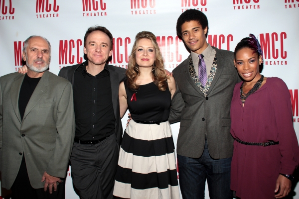 Michael Cristofer, David Wilson Barnes, Jennifer Mudge, Maxx Brewer, Angela Lewis