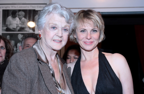 Angela Lansbury, Angelica Page