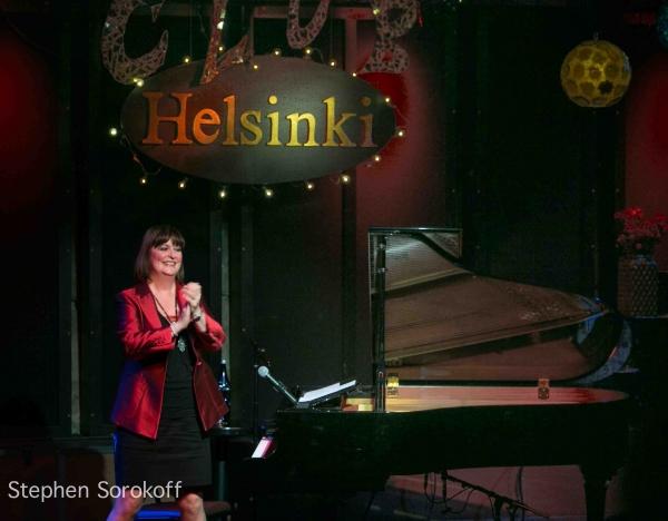 Photo Coverage: Ann Hampton Callaway Plays Helsinki Hudson