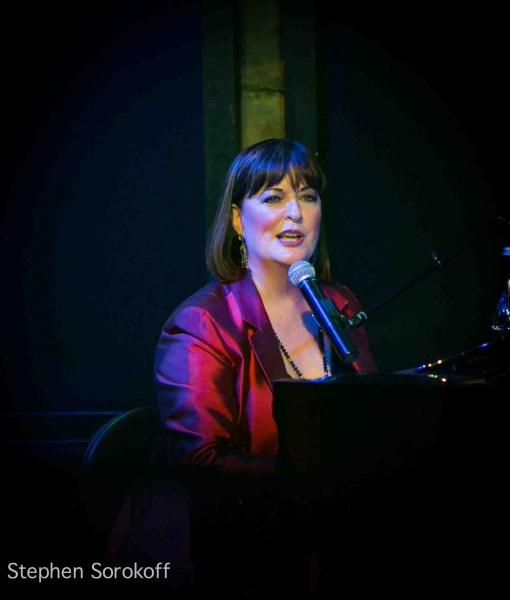 Photo Coverage: Ann Hampton Callaway Plays Helsinki Hudson