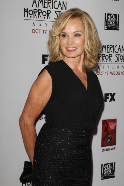 Jessica Lange at Stars Come Out for Season 2 Premiere of FX's AMERICAN HORROR STORY