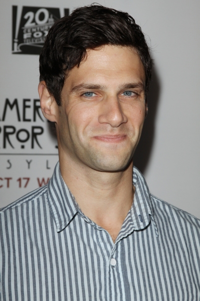 Justin Bartha at Stars Come Out for Season 2 Premiere of FX's AMERICAN HORROR STORY