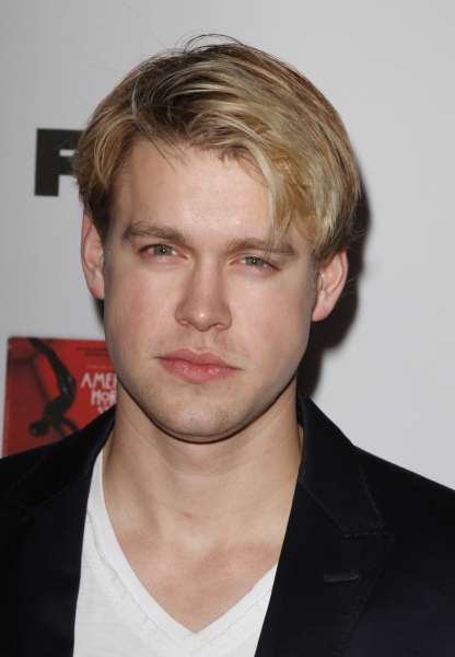Chord Overstreet at Stars Come Out for Season 2 Premiere of FX's AMERICAN HORROR STORY