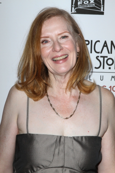Frances Conroy  at Stars Come Out for Season 2 Premiere of FX's AMERICAN HORROR STORY