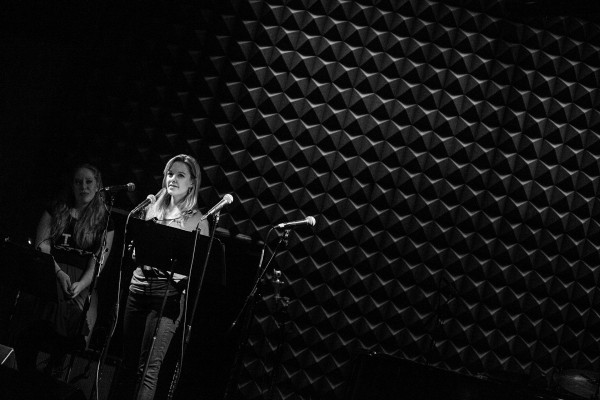 Photo Coverage: Lindsay Mendez, Lauren Molina, and More Perform at  ONCE UPON A TIME IN NYC Benefit Concert at Joe's Pub