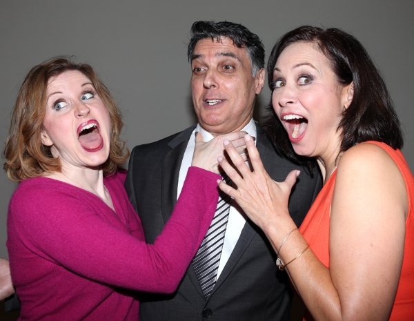 Photo Coverage: Backstage with Linda Eder at A NEW LIFE