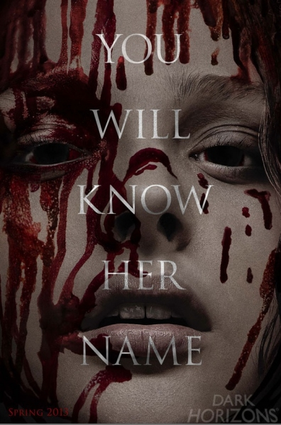 Photo Flash: First Look - International Poster for Screen Gems' CARRIE