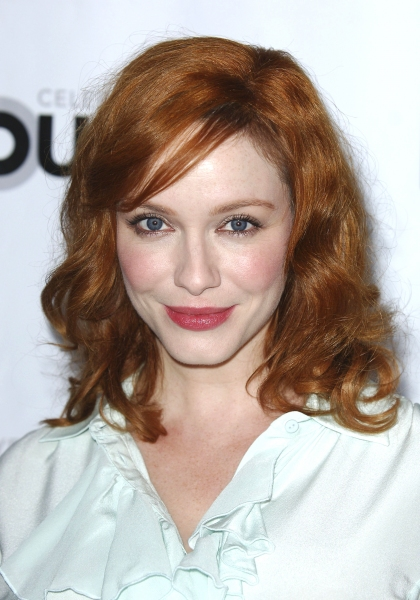Mandatory Credit: Photo by Picture Perfect / Rex USA (1071268k)Christina Hendricks'Struck by Lightning' film screening and Closing Night Gala, Outfest 2012, Los Angeles, America - 22 Jul 2012