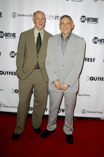Mandatory Credit: Photo by Picture Perfect / Rex USA (1114539u)Neil Meron and Craig ZadamOutfest Legacy Awards, Orpheum Theatre, Los Angeles, America - 13 Oct 2012