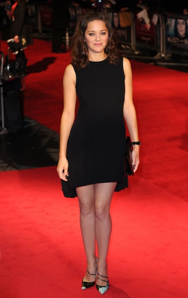 Marion Cotillard 'Rust and Bone' film premiere, 56th BFI London Film Festival (Photo by Rex / Rex USA) at Fashion Photo of the Day 10/15/12 - Marion Cotillard