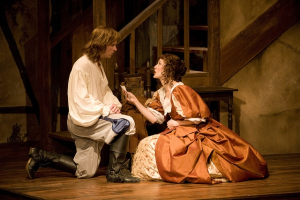 BWW Reviews:  Denver Center's THE THREE MUSKETEERS - Energetic Enjoyment!