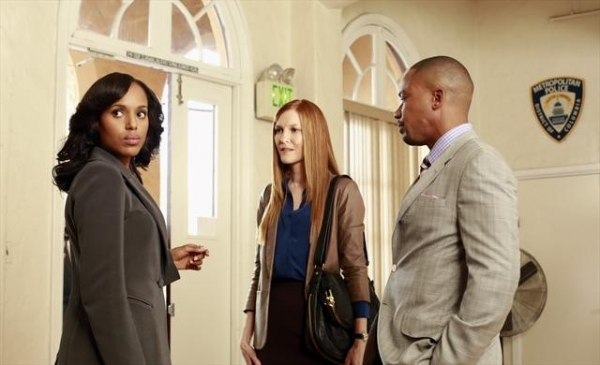 KERRY WASHINGTON, DARBY STANCHFIELD, COLUMBUS SHORT 