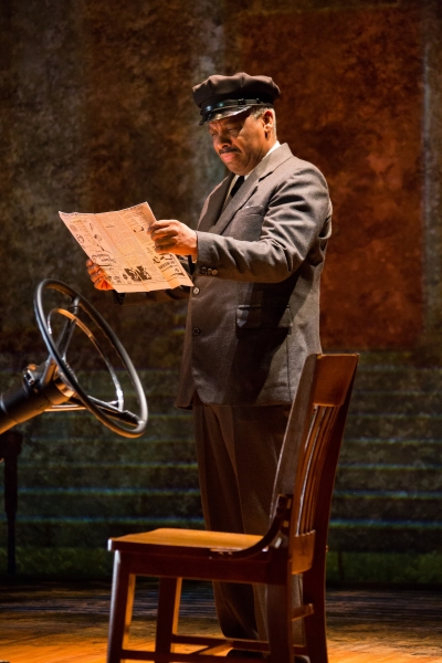 Photo Flash: First Look at Gwen Taylor and Don Warrington in DRIVING MISS DAISY UK Tour