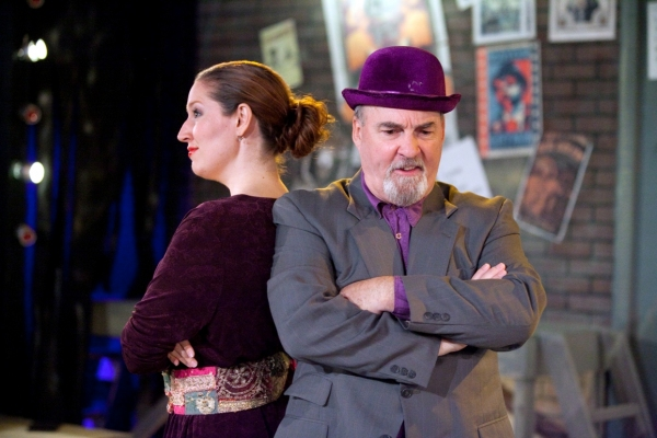 BWW Reviews: Miners Alley's THE THREE PENNY OPERA Plays It Too Safe