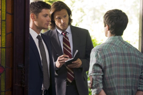 Jensen Ackles, Jared Padalecki