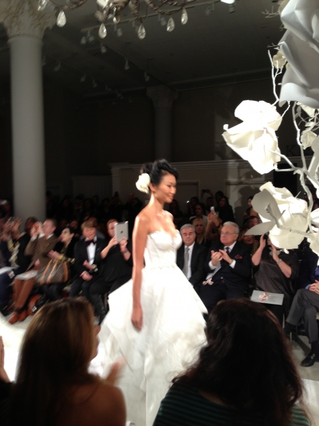 Pnina Tornai Shows 2013 Collection
