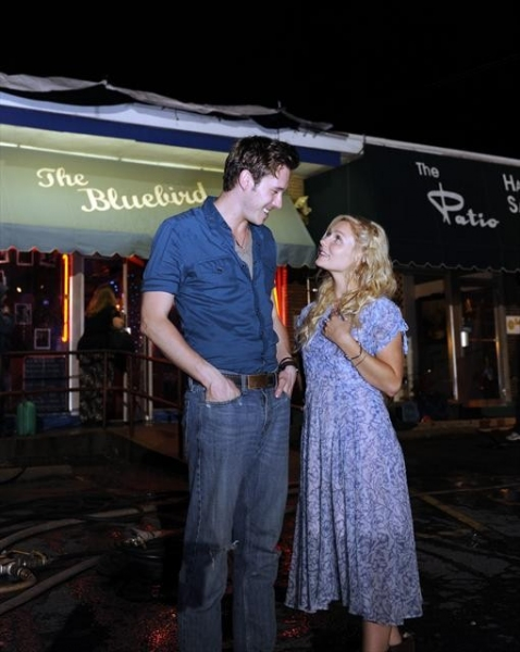 Photo Flash: Behind-the-Scenes Peek at NASHVILLE's Pilot!
