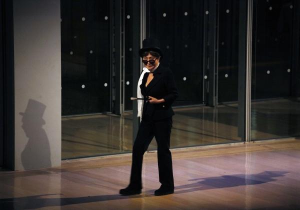 Photo Coverage: Yoko Ono Visits TimesTalks